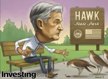 Powell leva o Fed para um caminho
