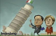 Apostas em fim da União Europeia crescem com drama italiano