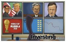 Encontro entre Trump e Kim, Fed, BCE, Copa do Mundo – que semana!