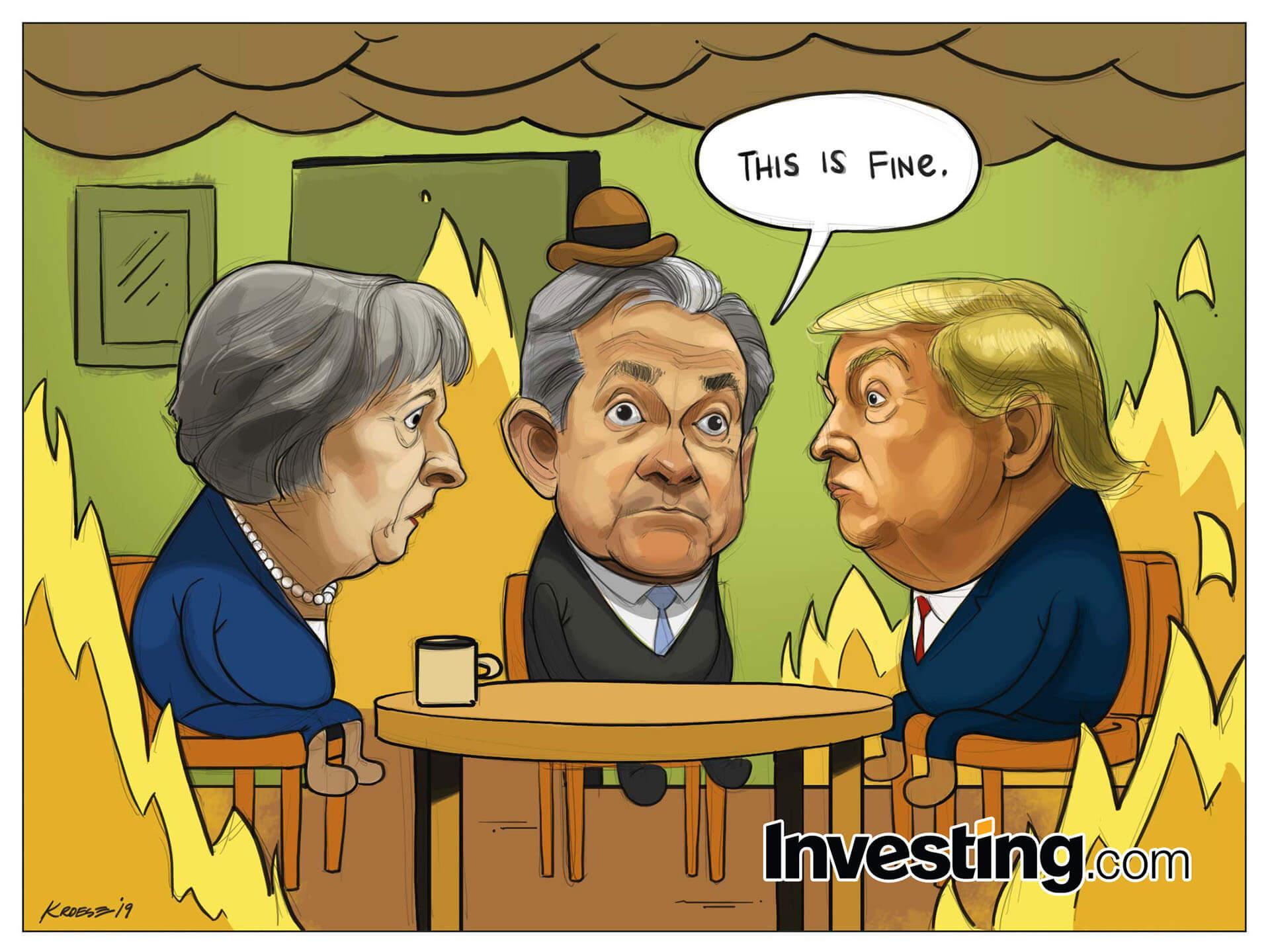 Küresel Piyasalar, ABD Hükümetinin Kapanması ve Brexit Olaylarından Etkilenmemiş Gibi Görünüyor