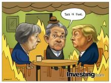 Investidor segue comprando mais e mais ações, afinal... 'Está tudo bem'