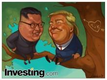 Trump e Kim Jong-un marcam novo encontro para o final do mês no Vietnã