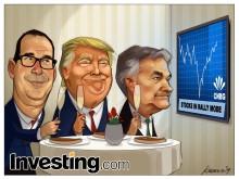 Powell agrada Trump com mudança de tom e mercado se recupera