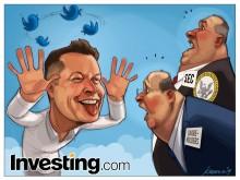 Elon Musk provoca a SEC e Wall Street e a ação da Tesla sofre