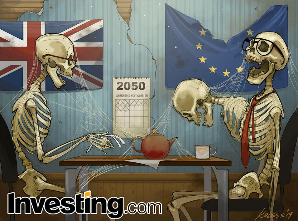 EU離脱の協議期間延長は免れない