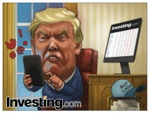 Trump Does It Again: Tweeter-in-Chief Unnerves Global Markets