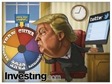 Donald Trump's Latest Twitter Tantrum Triggers More Market Volatility