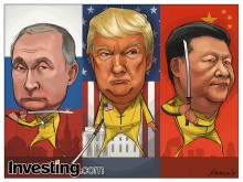 All Eyes On #G20 As Trump Set To Meet Xi And Putin In Japan This Weekend