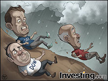 Global equity markets tumble. Do you think this is the start of a much bigger correction?
