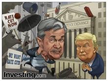 Markten van streek, na vervagen van grote Fed-renteverlaging