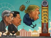 Wereldwijde markten onderuit door handelsoorlog en hawkish Fed