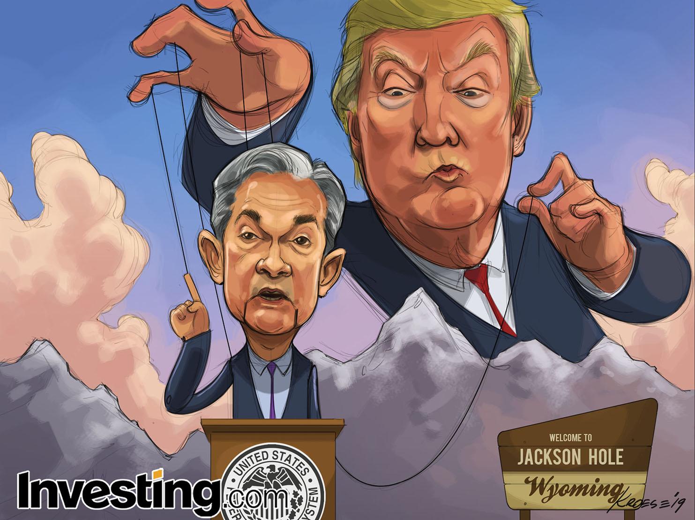 Trump, Powell'ın Jackson Hole Zirvesinde Konuşacak Olmasıyla İpleri Eline Aldı