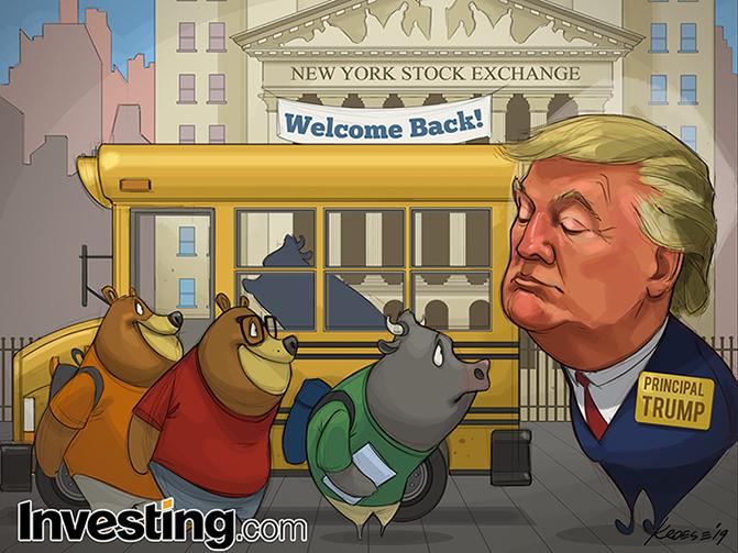 Piyasalar, Yatırımcıların Tatilden Dönüyor Olmasıyla Hareketli Bir Eylül Ayı Bekliyor
