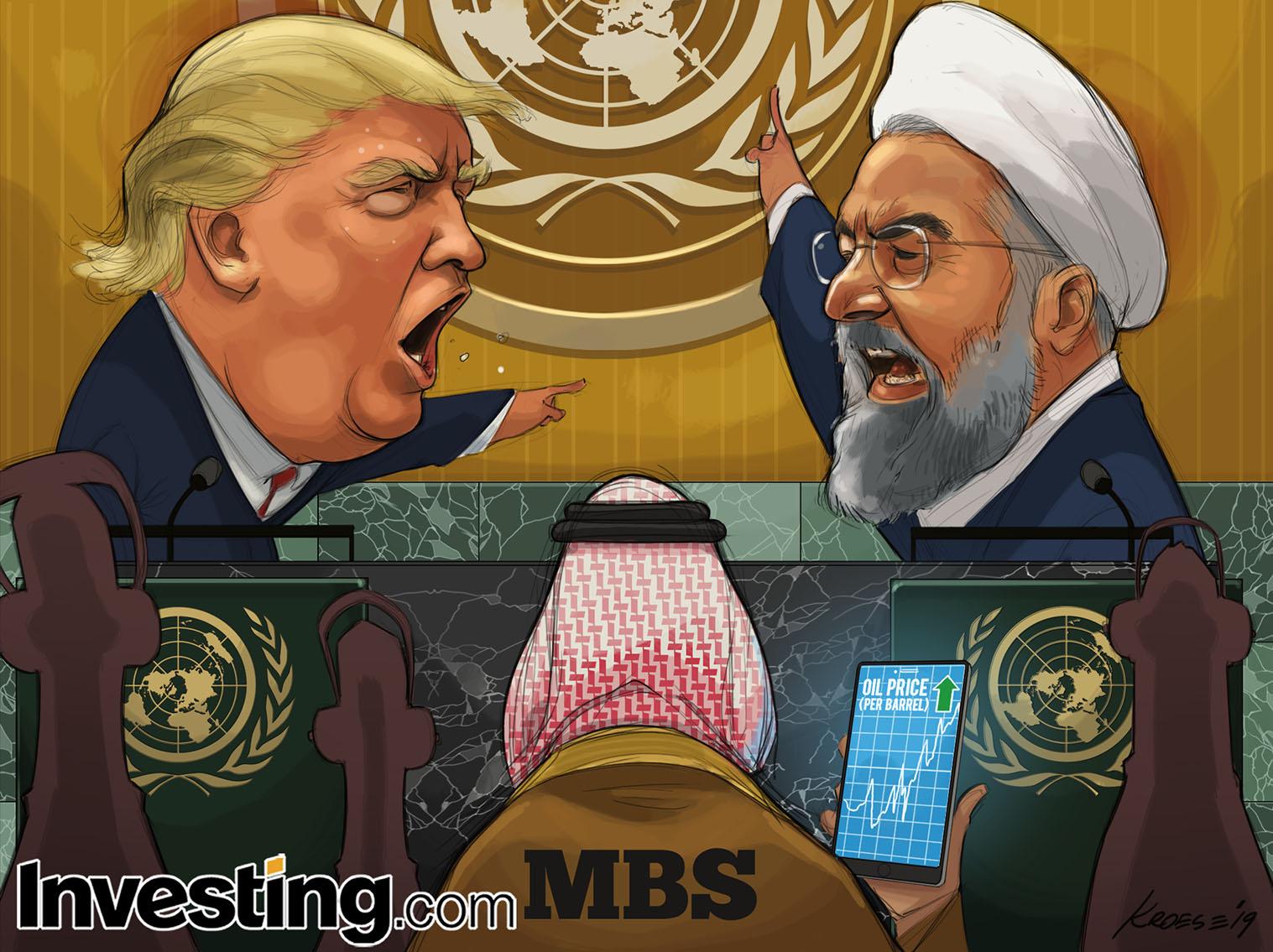 Orta Doğu'daki Gerginlikler Yükselirken Petrol Fiyatları da Yükseliyor