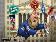 Fed, thu nhập & dữ liệu: Nhà giao dịch có nhiều thứ để tung hứng tuần này