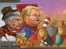 Powell và Trump làm cả thị trường hoảng sợ trong dịp Halloween ở Mỹ!