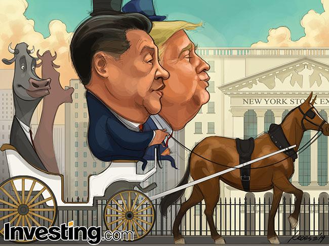 Ticaret Savaşları ile İlgili Olumlu Görüşler Wall Street'i Rekor Seviyelere Taşıyor