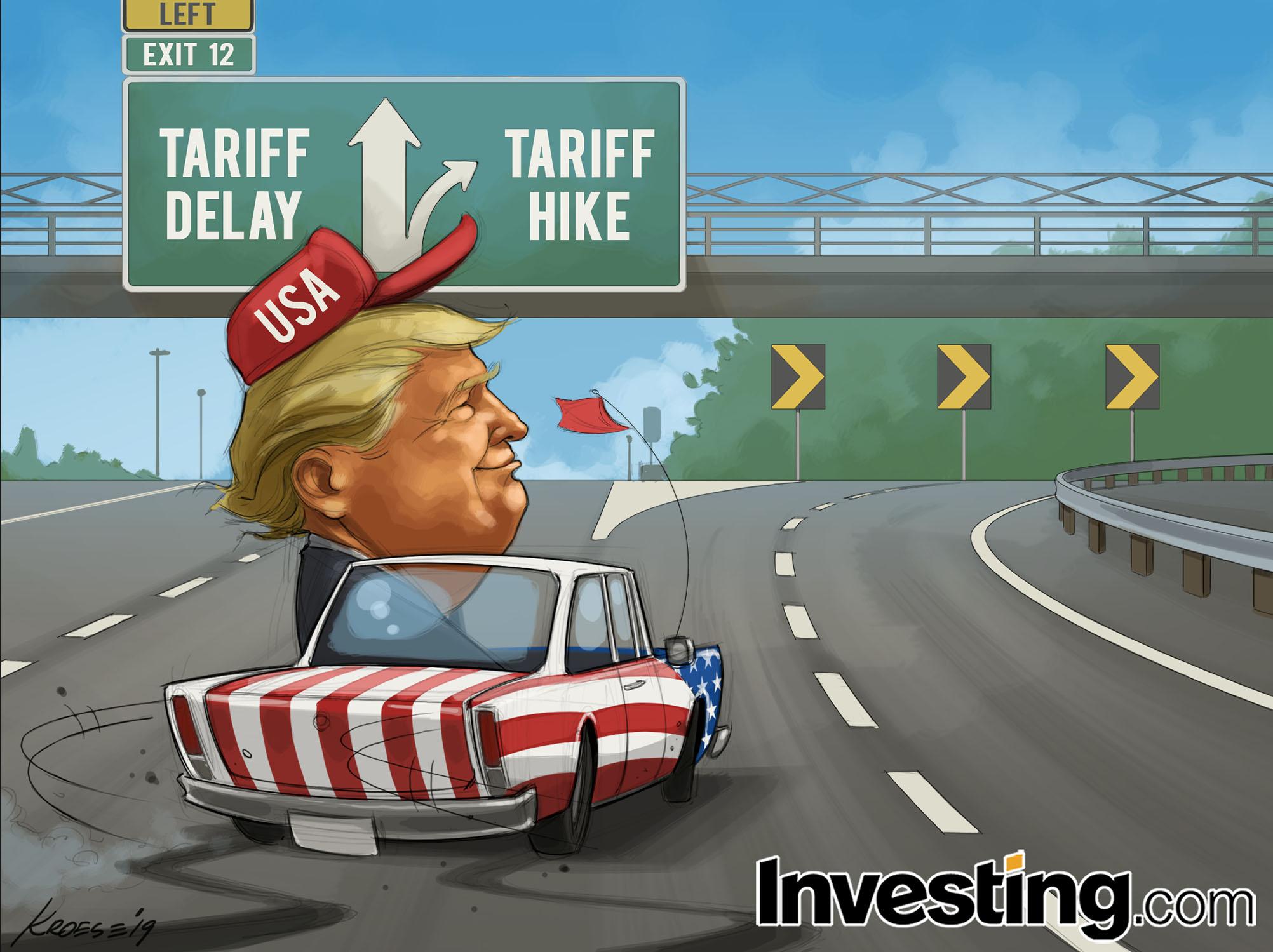 ABD - Çin Ticaret Savaşında 15 Aralık Görüşmeleri Belirleyici Olacak. Dikkatler Trump Üzerinde
