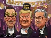 Chúc mừng năm mới, mừng Xuân Canh Tý 2020 từ Investing.com!