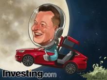 Tesla vượt mốc 100 tỷ USD giá trị vốn hóa khi cuộc đua lập kỷ lục không có dấu hiệu ngừng...
