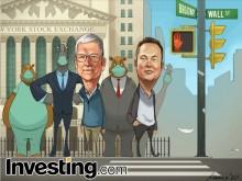 Các thị trường hào hứng trước kỳ thu nhập Q4 đầy khả quan, xoa dịu sự sợ hãi trước dịch...