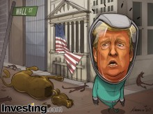 New York bị phong tỏa vì virus Corona, đại dịch ám ảnh thị trường tài chính