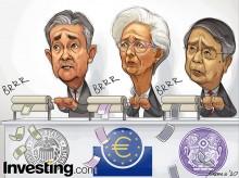 Máy in tiền vẫn chạy đều khi ngân hàng trung ương các nước tiếp tục tung các gói hỗ trợ...