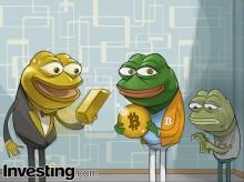 Gold & Bitcoin Surge Higher As Dollar Slumps To Fresh Lows