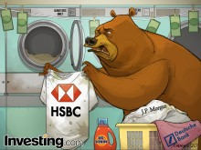 Bearish time for Banks with the revelation of $2 trillion suspected transactions