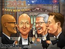Investing.com Yeni Yılınızı Kutlar! Herkese Sağlıklı, Mutlu, Huzurlu Bir 2021 Diliyoruz.