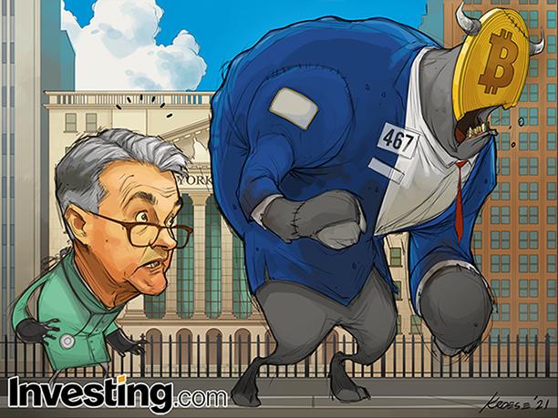 Frankenstein Takes Over Global Financial Markets!