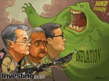 El fantasma de la inflación asusta a los bancos centrales