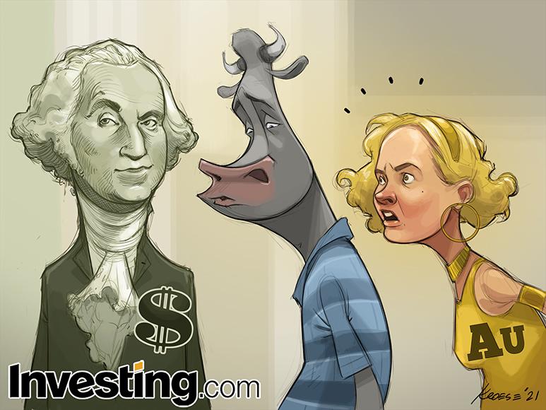 डॉलर फिर से सिर उठा रहा है