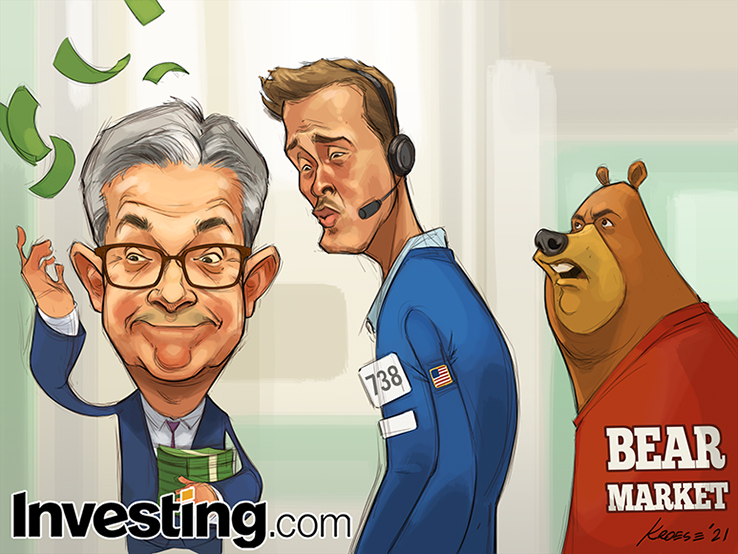 फेड की बाजार के अनुकूल नीतियां स्टॉक्स को फिर से ऊंचाइयों पर ले जाती है!