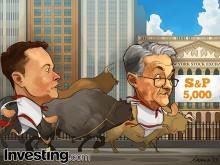 Los mercados vuelven a registrar récords con el S&P 500 marcando un hito clave