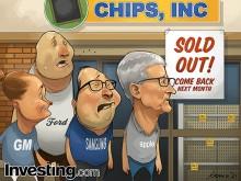 ¿Está afectando la escasez global de chips a la industria de los PC?