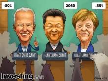 ¡Los líderes prometen reducir el impacto de las emisiones de dióxido de carbono!