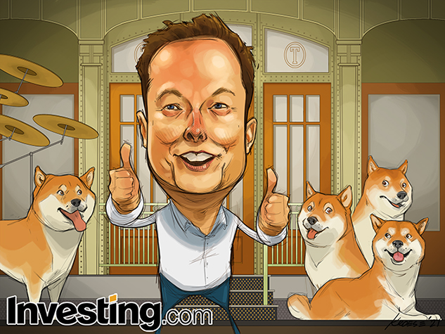 La Dogecoinmania se apodera del mercado ante la aparición de Elon Musk en Saturday Night Live