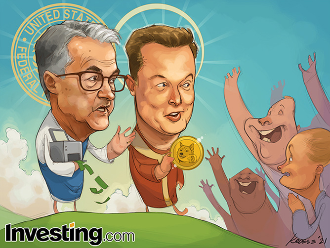 Powell & Musk: When They Talk, The Market Listens!