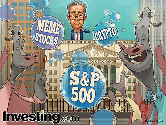 El error de política de la Fed corre el riesgo de hacer estallar la burbuja del mercado. ¿Cómo terminará?