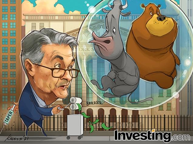 Fed: ¿Cuándo anunciará Powell el inicio del tapering?