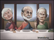 Bernanke's Last 'Supper'