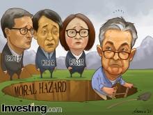 La Fed está a punto de dejar de excavar
