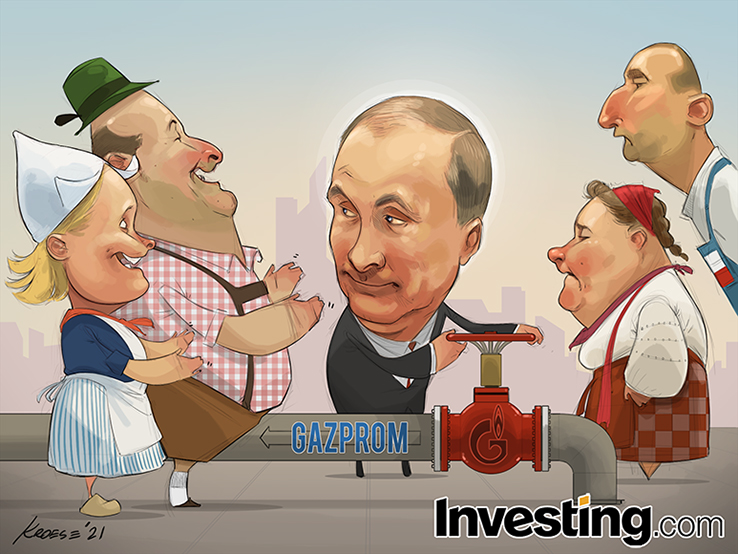 Putin's Pipe Brings Relief to Europe's Gas Markets