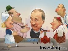 Putin da un soplo de aire fresco a los mercados de gas de Europa