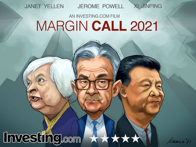 Market Volatility Picks Up Amid Fed Tapering Plans, Debt Ceiling Deadlock, China Fears