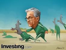 Thị trường chứng khoán biến động mạnh khi FED sắp thắt chặt?