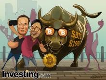 Bitcoin gây bão Phố Wall khi ETF tiền điện tử được niêm yết giúp giá loại tài sản này hồi...