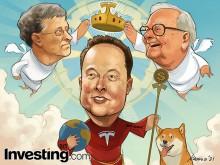 Rali da Tesla torna Elon Musk a pessoa mais rica do mundo; sua fortuna é maior que as de...