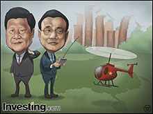 Do you think China's economy is headed towards a hard landing?